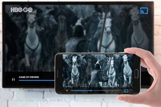 HBO GO ya está disponible para los dispositivos Chromecast